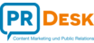 PR Desk - Content Marketing und Public Relations
