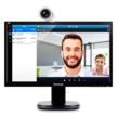 Videokonferenzen bequem vom Desktop aus: ViewSonic präsentiert VG2437Smc mit integrierter Webcam