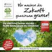Gemeinsam für ein besseres Klima und die Zukunft unserer Kinder