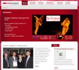 Neue Website der Marketingberatung Axxelerate