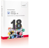 combit address manager 18 begeistert durch vereinfachte Bedienung und starken neuen Funktionen