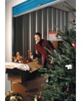 Bei SelfStorage - Dein Lagerraum, Weihnachtsschmuck trocken