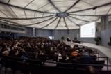 Das ConventionCamp ist ein Crossover aus Fachkongress und Un-Konferenz zur digitalen Zukunft.