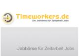 Timeworkers.de - Jobbörse für Zeitarbeit Jobs von Zeitarbeitsfirmen