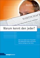 """Cover des PR-Ratgebers """"Warum kennt den jeder?"""""""