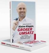"""Cover """"Kleine Klappe, großer Umsatz"""""""