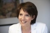 Petra Klein, Geschäftsführerin der Steinbeis Beratung GmbH, Rohrdorf bei Rosenheim