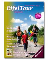 EifelTour – der neue Saisonführer für die Eifel