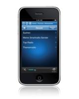 """""""Deezer auf dem Sonos Controller für iPhone"""""""
