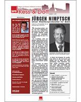 """""""Kess & Dott"""", Magazin der SPD Bonn-Süd"""