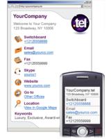 Tel-Domains: Eine zentrale Adresse für die Kommunikation