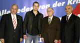 Günter Rothe, Daniel Guthoff, Heiner Pistorius, Roman Nowroth