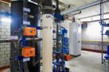 Ultrafiltrationsanlage als angewandte Verfahrenstechnik.