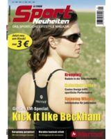 Sport Neuheiten Ausgabe 200805