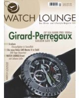 Watch Lounge Ausgabe 200801