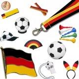 Fanartikel und Werbemittel zur Frauen Fußball-WM 2011
