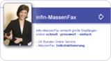 infin-MassenFax an Ärzte und Apotheker
