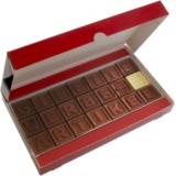 Kunden binden mit dem Werbegeschenk Schokoladentelegramm