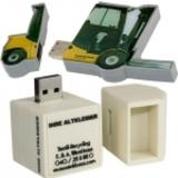 Individuell formbare Werbegeschenke: USB-Sticks CUSTOMIZED