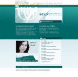 Zukünfitger Webauftritt der PKD Familiäre Zystennieren