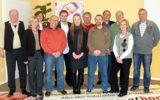Die Teilnehmer des athome-Fortbildungswochenendes Mitte März