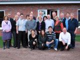 Die Baubiologischen Standortexperten von at-home trafen sich in Horstmar.