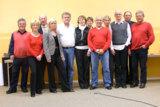 Die Teilnehmer des Fortbildungswochenendes.