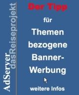 Banner von Adserver-dasReiseprojekt