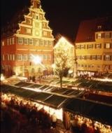 Mittelalter- und Weihnachtsmarkt in Esslingen
