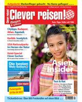 Clever reisen! 4/08 ab dem 8.10.2008 am Kiosk!
