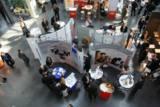 Der Karrieretag Familienunternehmen im Mai in Bielefeld.