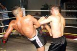 Yesilat mit Knie gegen Ratkowski