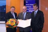 Seit 25 Jahren im Aufsichtsrat der VR Bank: Walter Klink