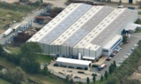 Das Stahlzentrum Köstner in Plauen. Bild: Köstner AG