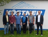 Dr. Norbert Teltschik, Julian Schütz, Michael Roch, Annika Zehnder, Henric Raab, Gero Gembruch