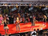 : Bis auf den letzten Platz gefüllt war das Foyer beim Fashion Spektakel im September 2009