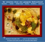 Der virtuelle Adventskalender des FinanzplanTeams