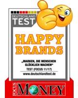 """Studienkreis-Nachhilfe erhält die Auszeichnung """"Happy Brands 2017"""""""