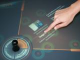 Eine der getesteten Anwendungen war das interaktive Portfolio von UID.