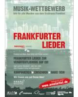 Frankfurter Lieder: Areal Artist sucht Nachwuchsmusiker - www.arealartist.de