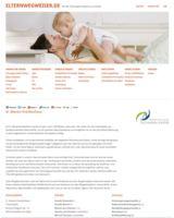 www.elternwegweiser.de - Detailinformationen zu 800 Entbindungskliniken bundesweit