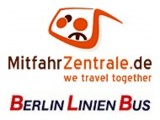 Mitfahrzentrale.de und Berlin Linien Bus kooperieren