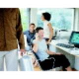 Unternehmen telefonieren günstiger mit toplink. Foto: getty