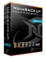 NovaBACKUP 17 Box Shot