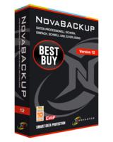 Consumers Digest empfiehlt NovaBACKUP 12