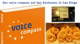 Der voice compass in San Diego