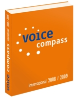 Der internationale voice compass 2008 / 2009