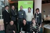 Teilnehmer am 3.Ausbildungsgang zum Vertriebsfachwirt CAV