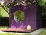 Das neue Holz-Gartenhaus für Augenmenschen