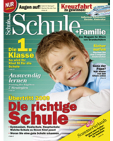 Cover Schule+Familie